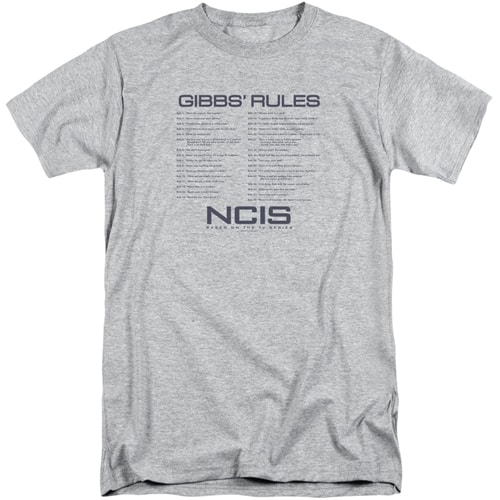 NCIS Tall Shirt