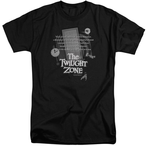 The Twilight Zone Tall Shirt