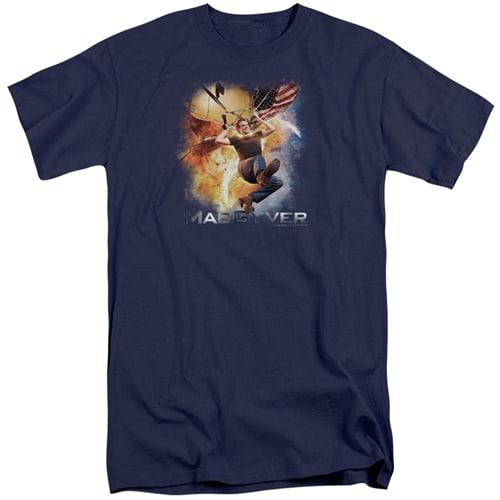 MacGyver Tall Shirt
