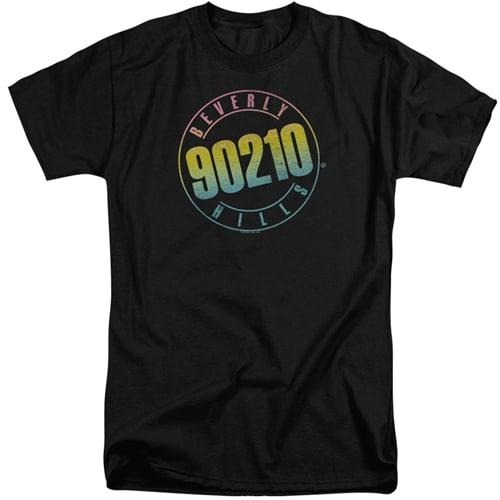 90210 - Color Blend Logo