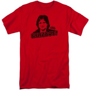 Mork & Mindy - SHAZBOT Tall Shirt