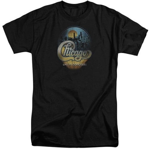 Chicago - LIVE Tall Shirt