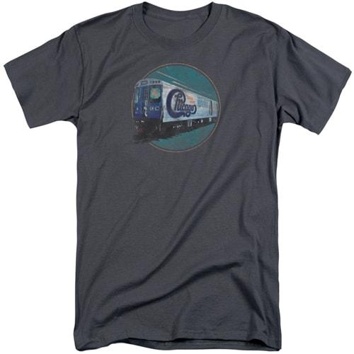 Chicago The Rail Tall Shirt