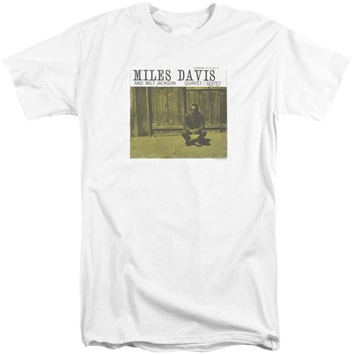 Miles Davis Tall Shirt
