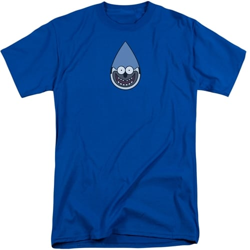 Regular Show Tall Shirt
