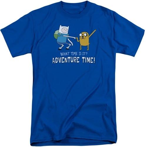 Adventure Time Tall Shirt
