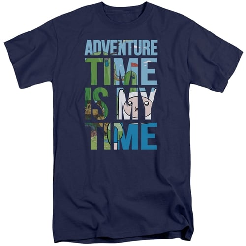 Adventure Time Tall Shirt