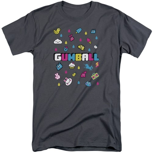 Amazing World of Gumball Tall Shirt