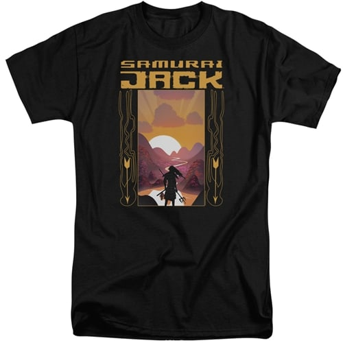 Samurai Jack Tall Shirt