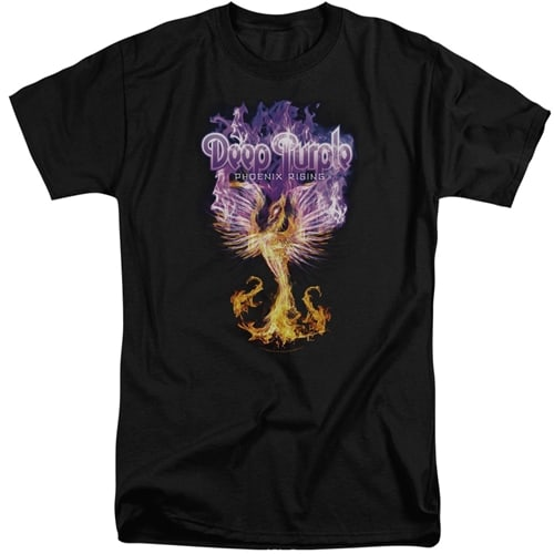 Deep Purple Tall Shirt