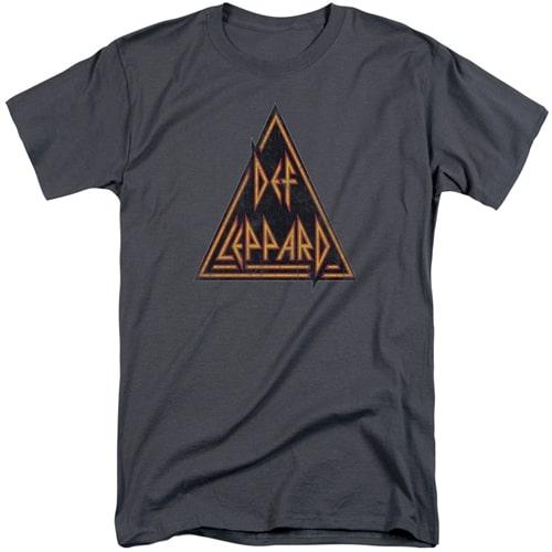 Def Leppard tall shirt