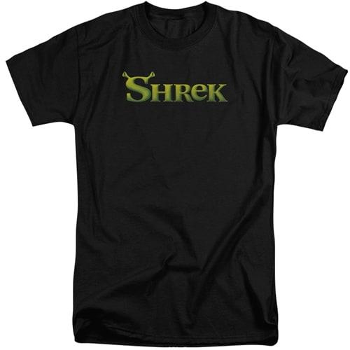 Shrek Logo Tall Shirt