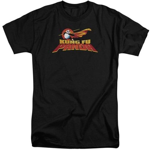 Kung Fu Panda Logo Tall Shirt