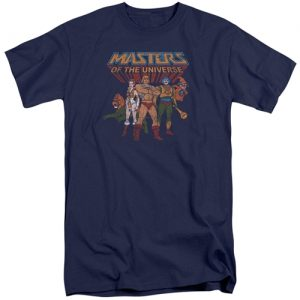 Masters of the Universe - Team of Heroes Tall Shirts