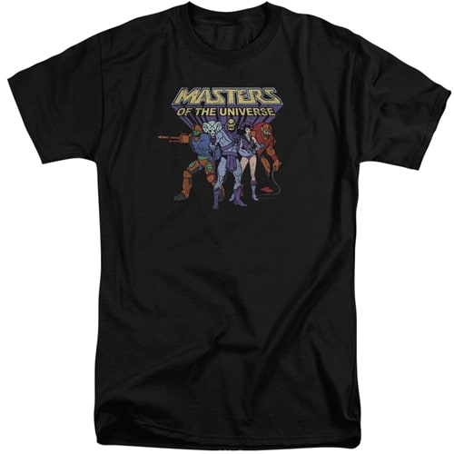 Masters of the Universe - Team of Villians Tall Shirt