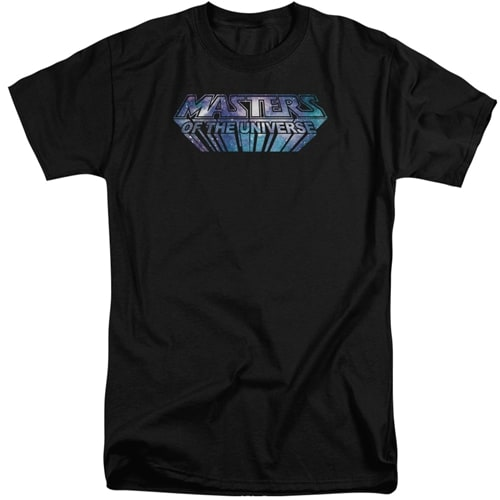 Masters of the Universe - Space Logo Tall Shirt