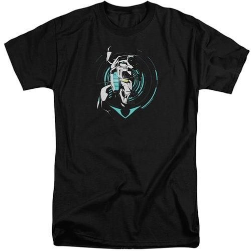 Voltron - Defender Noir Tall Shirt