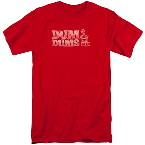 Dum-Dums Tall Shirt