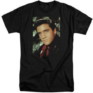 Elvis Presley - Red Scarf