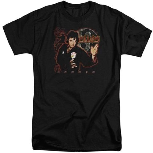 Elvis Presley Karate