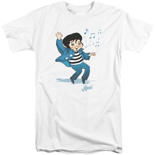 Elvis Presley - Lil Jailbird Tall Shirt