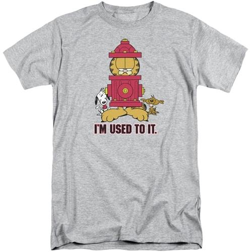 Garfield - I'm Used to It Tall Shirt