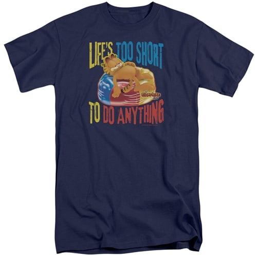Garfield - Too Short - Men's Tall T-Shirt