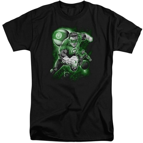 Green Lantern Tall Shirt