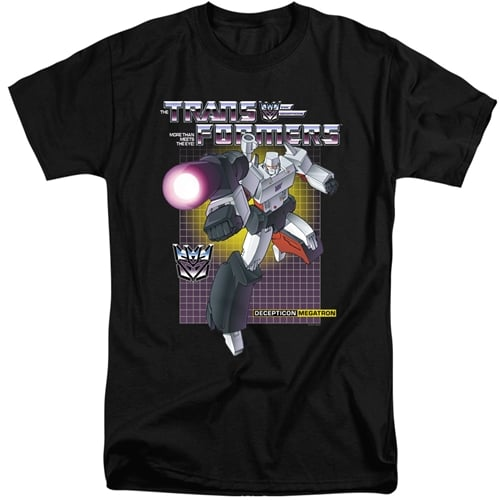 Transformers Tall Shirt