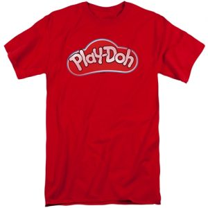 Play Doh Tall Graphic Tee
