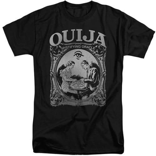 Ouija Board Tall Graphic Tee