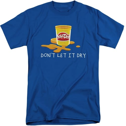 Play Doh Tall Shirt