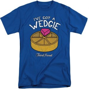 Trivial Pursuit Tall Shirt