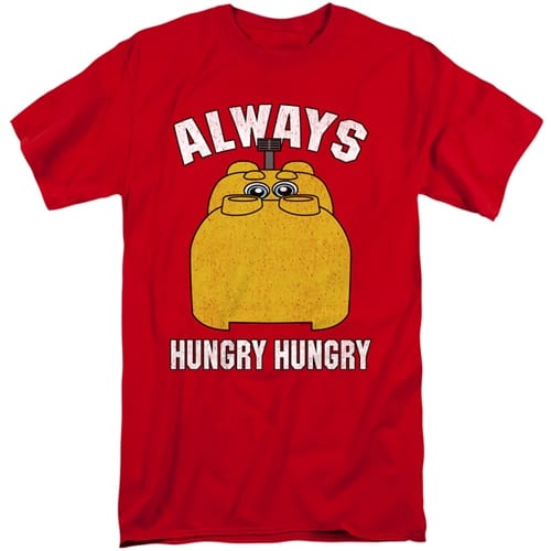 Hungry Hungry Hippo Tall Shirt