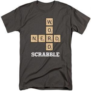 Scrabble Game Tall Shirt