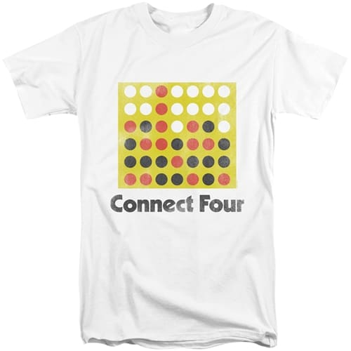 Connect Four Game Tall Shirt
