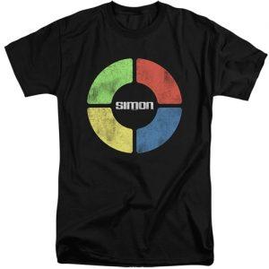 Simon Game Tall Shirt