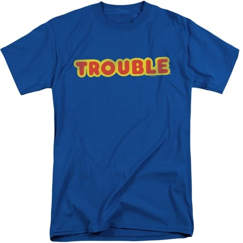Trouble Game Tall Shirt