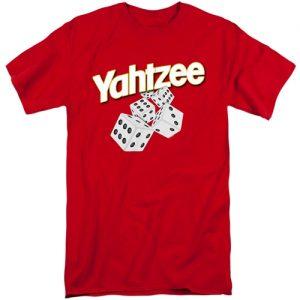 Yahtzee Tall Graphic Tee
