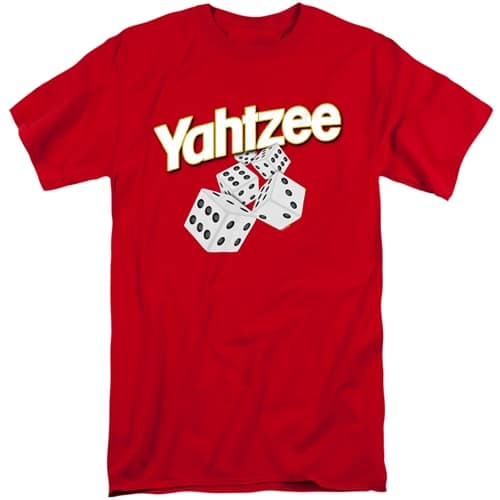 Yahtzee Tall Graphic Tee