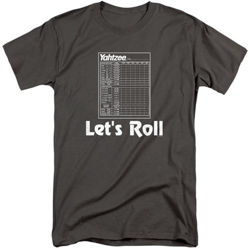 Yahtzee Tall Shirt