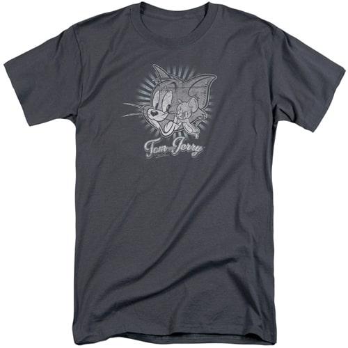 Tom & Jerry Tall Shirt