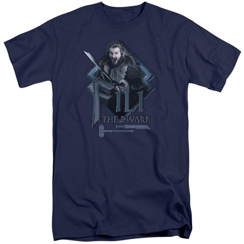 The Hobbit tall shirts