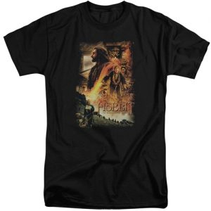 The Hobbit tall shirts