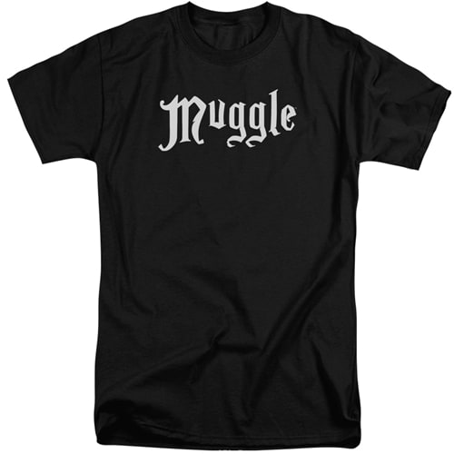 Harry Potter Tall Graphic Tee