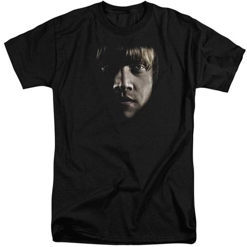 Harry Potter tall shirts