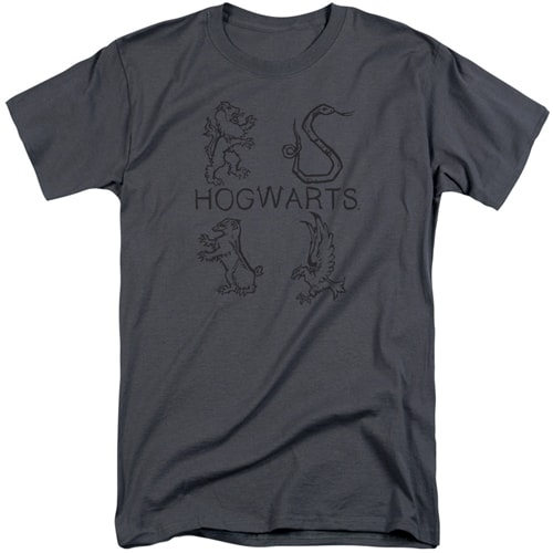 Harry Potter tall shirts