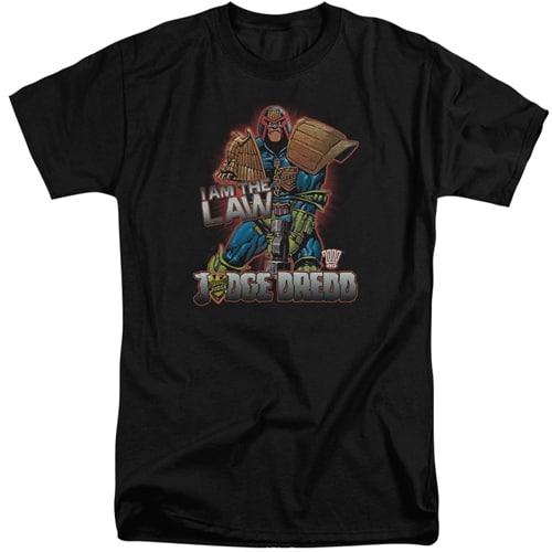 Judge Dredd Tall Shirt