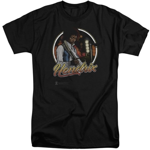 jimi hendrix tall shirt