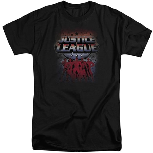 Justice League of America Tall Shirt